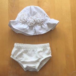 Baby hat / underwear